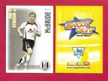 Fulham Brian McBride USA (SO07)